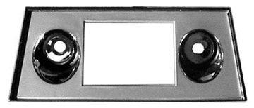 Picture of RADIO BEZEL 66-67** : M1617 NOVA 66-67