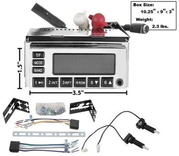 Picture of RADIO MODEL RC900C 65-73 : AM-RC900 NOVA 64-74