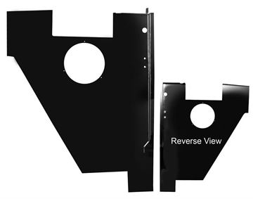 Picture of COWL SIDE PANEL RH 66-77 66-77 : 3738 BRONCO 66-77