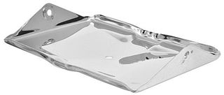 Picture of BATTERY TRAY BOTTOM 55-57 STAINLESS 55-57 : 1100NC CHEVY PICKUP 55-57