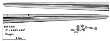 Picture of GRILLE BARS 1965 : M3626B MUSTANG 1965-1965