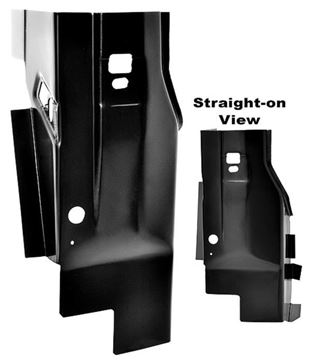 Picture of COWL PANEL TO SHOCK TOWER BRACE RH : 3631ZL MUSTANG 71-3