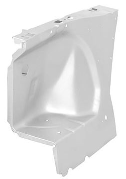 Picture of FENDER APRON FRONT RIGHT 1965-66 : 3630EWT MUSTANG 65-66