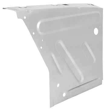 Picture of FENDER APRON FRONT LEFT 1965-66 : 3630FWT MUSTANG 65-66