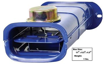 Picture of AIR CLEANER SNORKLE 69-70 SHAKER 3641QT : MUSTANG
