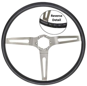 Picture of STEERING WHEEL, 3 SPOKE COMFORT : SW12 CAMARO 69-69