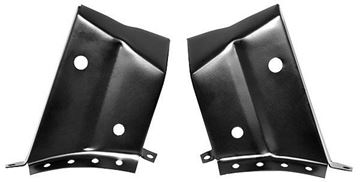 Picture of TRUNK HINGE PACKAGE SHELF EXTENSION 68-72 : 1489DA1 CHEVELLE 68-72