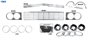 Picture for category Grilles : El Camino