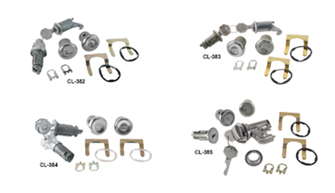 Picture for category Lock Sets : El Camino