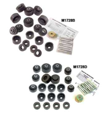 Picture for category Rubber Body Bushings : Impala