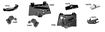 Picture for category Engine Mounts : Camaro