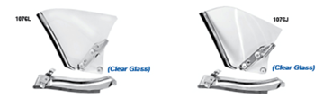 Picture for category Quarter Windows & Seals : Camaro