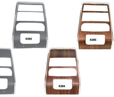 Picture for category Interior Trim Panels : Camaro