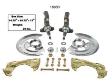 Picture for category Spindle Kits : Camaro