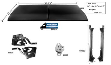 Picture for category Trunk Lid : Challenger