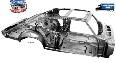 Picture for category A-Body Skeleton : Chevelle 70