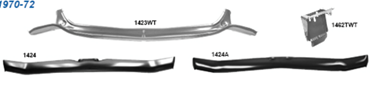 Picture for category Valances & Spoilers : Chevelle