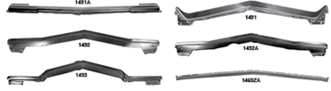 Picture for category Stone Deflectors, Bumper Fillers : El Camino