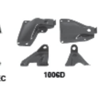 Picture for category Engine Mounts : Firebird