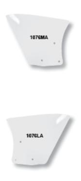 Picture for category Quarter Windows & Seals : Firebird