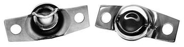Picture of TAILGATE TRUNNION STAINLESS PAIR : 3791S BRONCO 66-77