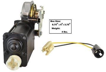 Picture of MOTOR POWER WINDOW LH CAMARO 67-68 : 1463KM CHEVY PICKUP 77-81