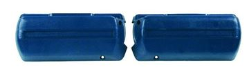 Picture of ARM REST BASE DARK BLUE PAIR 68-69 : M1040F FIREBIRD 68-69