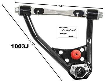 Picture of CONTROL ARM RH UPPER TUBULAR : 1003J FIREBIRD 67-69