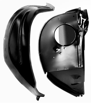 Picture of COWL SHOULDER ASSEMBLY RH 1967-69 : 1073R FIREBIRD 67-69
