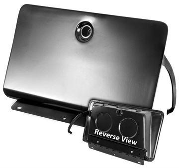 Picture of GLOVE BOX DOOR 67-68 : 1068ED FIREBIRD 67-68