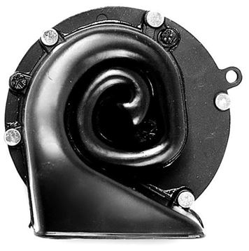 Picture of HORN HIGH NOTE W/ MOUNTING BRACKETS : 1010H FIREBIRD 67-69