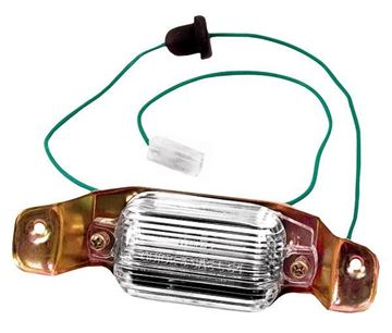 Picture of LICENSE LAMP REAR 1966-72 NOVA : M1618 FIREBIRD 67-69