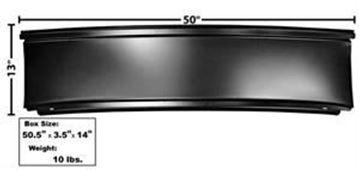 Picture of DECK LID FILLER PANEL 65-66 : 1771C IMPALA 65-66