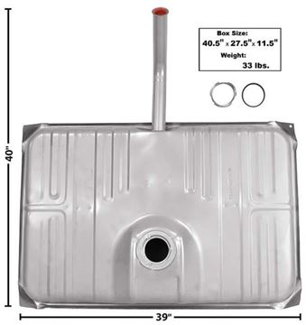 Picture of GAS TANK 77-79 19 GAL. : T29H IMPALA 77-79