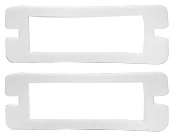 Picture of PARKING LAMP GASKET 66 PAIR : C6651 IMPALA 66-66