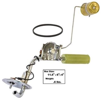 Picture of FUEL SENDING UNIT 64-68 STAINLESS : T03A MUSTANG 64-68