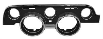 Picture of INSTRUMENT BEZEL BLACK 68 W/O LENS : M3548CD MUSTANG 68-68