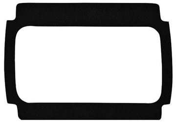 Picture of TAIL LAMP GASKET 1965-66 : F6402G MUSTANG 65-66