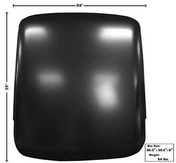 Picture of ROOF PANEL 62-65 : 1669 NOVA 62-65