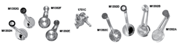 Picture for category Interior Door Handles & Cranks : Impala