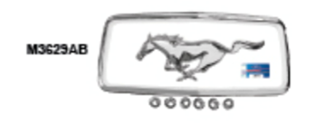 Picture for category Grille : Mustang
