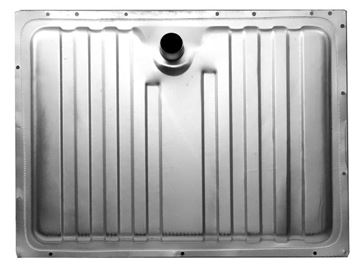 Picture of GAS TANK 16 GAL. WO/DRAIN PLUG 64/8 : T01 COUGAR 67-68