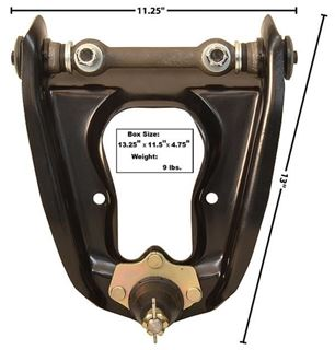 Picture of CONTROL ARM UPPER 1967-70 W/UPGRADE : 3631JL COUGAR 67-70