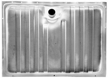 Picture of GAS TANK 69 STAINLESS W/DRAIN PLUG : T23A COUGAR 69-69
