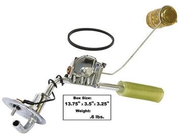 Picture of FUEL SENDING UNIT 69 STAINLESS : T04A COUGAR 69-69