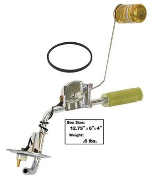 Picture of FUEL SENDING UNIT 71-73 STAINLESS : T06A COUGAR 71-73