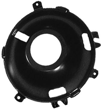 Picture of HEADLAMP ADJUSTING BUCKET RH : X3699A FORD PICKUP 67-69