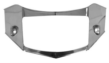 Picture of PARK LIGHT BEZEL 55 STAINLESS : L3021 FORD PICKUP 55-55