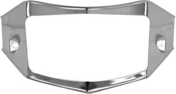 Picture of PARK LIGHT BEZEL 56 STAINLESS : L3023 FORD PICKUP 56-56