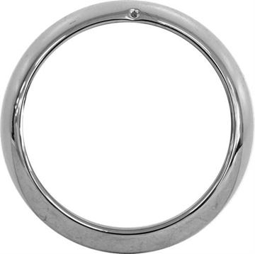 Picture of HEADLIGHT BEZEL 48-55 STAINLESS : L3000 FORD PICKUP 48-56